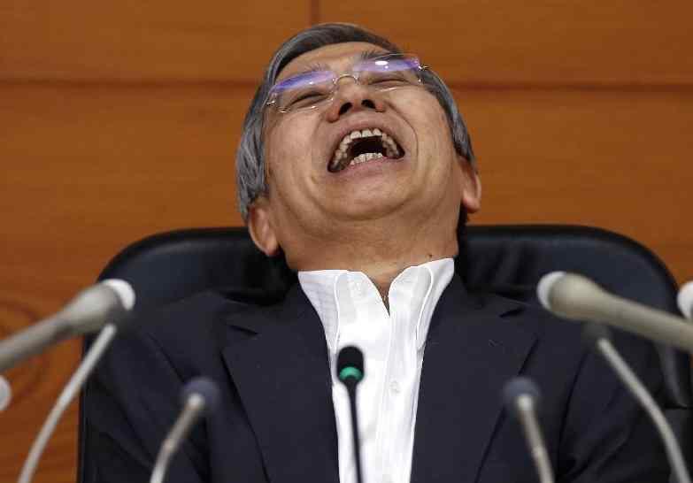 日本宣布擴張QQE
