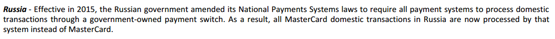 達人分享-網路名家-MasterCard_Annual_Report-2015-2