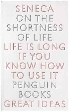 《論生命之短暫》(On the Shortness of Life);作者:塞內卡(Seneca)